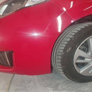 car scratch warrington