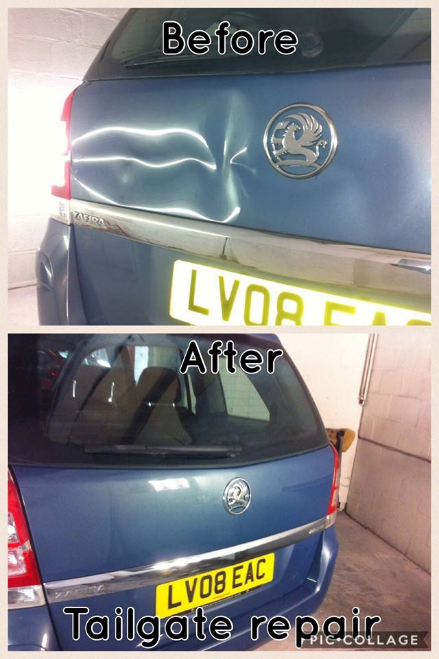 paintless dent removal warrington